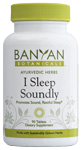 I Sleep Soundly - Ayurvedic Herbal Formula for Peaceful Rest