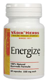 Energize - Ayurvedic Relief for Stress