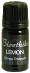 Organic Essential Oil of Lemon