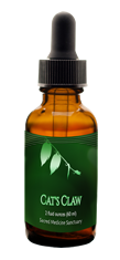 Cat's Claw Herbal Extract, 2 oz.